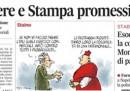 Perché oggi non escono Corriere e Gazzetta