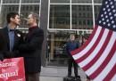 La Corte suprema americana si pronuncerà sui matrimoni gay