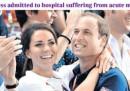 La gravidanza di Kate Middleton sui giornali britannici