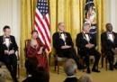 Le foto dei Kennedy Center Honors