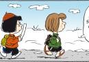 Peanuts 2012 dicembre 3
