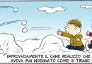 Peanuts 2012 dicembre 29