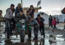 Com'è fatto un campo profughi siriano