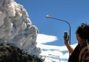 Le foto del vulcano Copahue