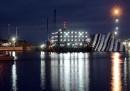 Si allungano i tempi per la rimozione della Costa Concordia