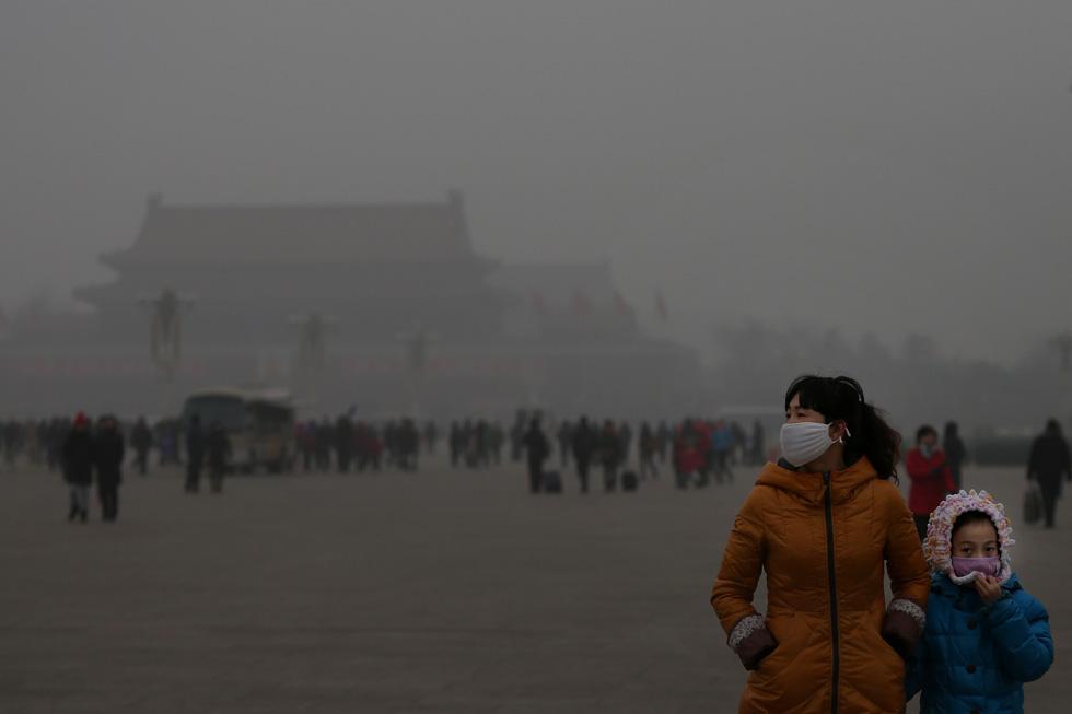 L'inquinamento di Pechino - Il Post