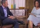 Lance Armstrong da Oprah