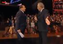 Berlusconi da Santoro a Servizio Pubblico