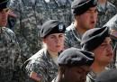 Le soldatesse statunitensi potranno combattere