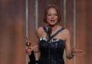 Il (quasi) coming out di Jodie Foster