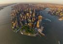 Sopra Manhattan