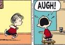 Peanuts 2013 gennaio 4