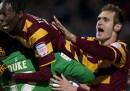 Il Bradford City è in finale di Coppa di Lega