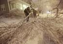 Tempesta di neve – Stati Uniti