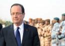 François Hollande in visita in Mali