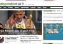 Le homepage internazionali sulle dimissioni del Papa