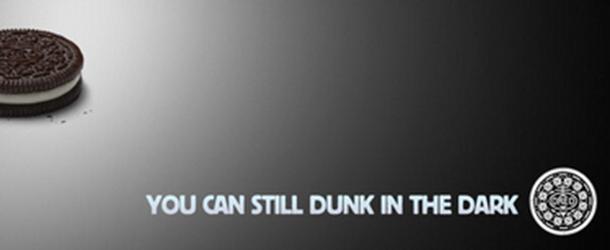 social tv e instant marketing - esempio di Oreo e la campagna per il SuperBowl