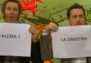 Luca e Paolo a Ballarò