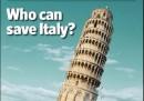 La copertina dell'Economist sulla crisi italiana