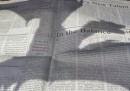 La pubblicità di Game of Thrones sul New York Times