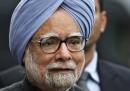Il discorso di Manmohan Singh contro l'Italia