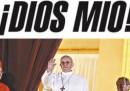 Le prime pagine internazionali su papa Francesco