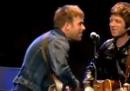 Damon Albarn e Noel Gallagher insieme dal vivo a Londra
