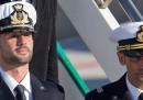 Perché i marinai sono tornati in India