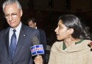 L'India ha negato l'immunità all'ambasciatore italiano