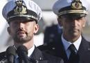 I due marinai italiani torneranno domani in India