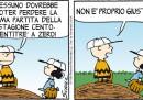 Peanuts 2013 aprile 1