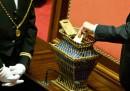 I questori parlamentari e il M5S