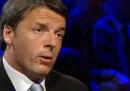 Renzi sulla crisi dei talk show