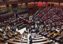 Giornatina in Parlamento