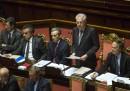 Senato - Informativa di Mario Monti su Consiglio Europeo