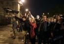 Manifestazioni legge matrimoni gay - Francia