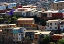 Valparaíso, Cile