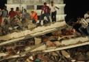 È crollato un palazzo vicino a Mumbai