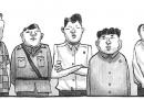 La Corea del Nord, a fumetti