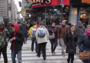 Times Square, all'indietro
