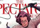 12 copertine su Margaret Thatcher