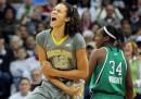 Brittney Griner giocherà nella NBA?