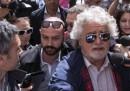 La diretta video dalla manifestazione di Beppe Grillo a Roma