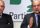 La conferenza stampa di Bersani in diretta