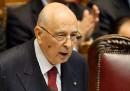 Il discorso di Napolitano in Parlamento