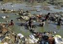 Il Gange dopo il Kumbh Mela