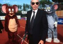 Giuliano Amato e Tom e Jerry