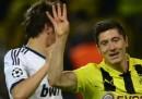 Borussia Dortmund-Real Madrid 4-1