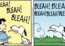 Peanuts 2013 aprile 2