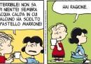 Peanuts 2013 aprile 3